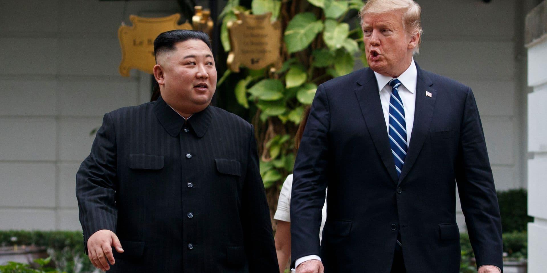 """Pour la Corée du nord, """"les chances de pourparlers avec les Etats-Unis s'amenuisent"""""""