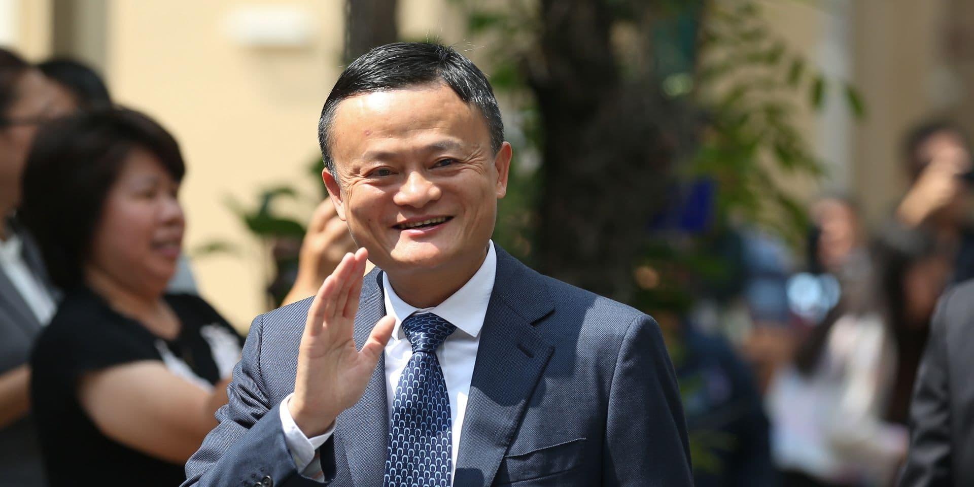Coronavirus: le milliardaire chinois Jack Ma fait don de masques et de kits aux Etats-Unis