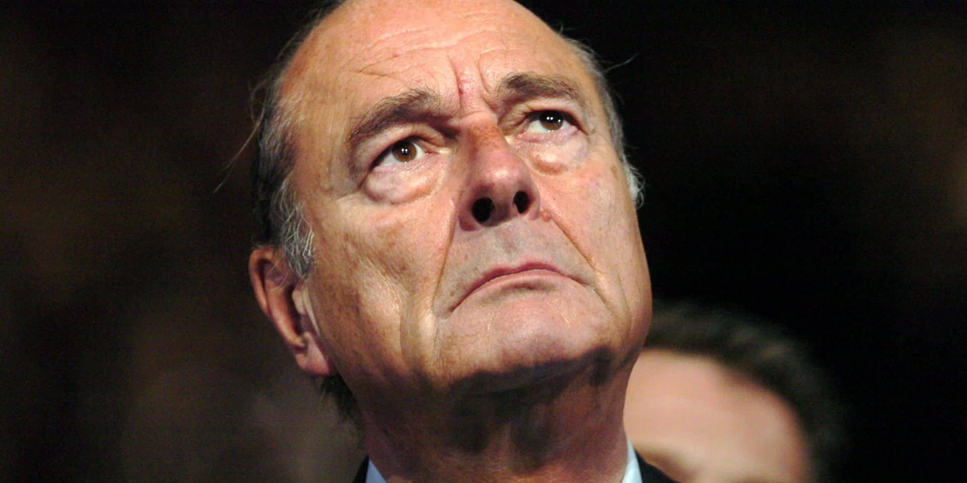 "Quand Jacques Chirac ""a frôlé l'incident diplomatique"" avec une blague"