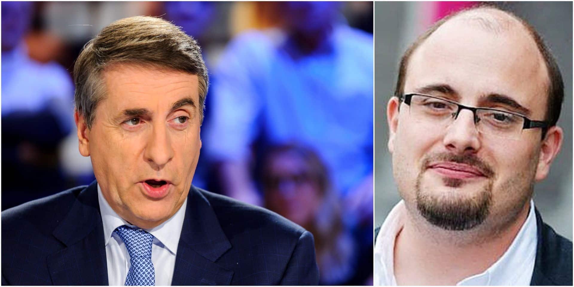 """Jonathan Martin, président de Défi pour la Wallonie justifie les transfuges: """"Nous sommes en train de rogner des parts de marché au CDH"""""""
