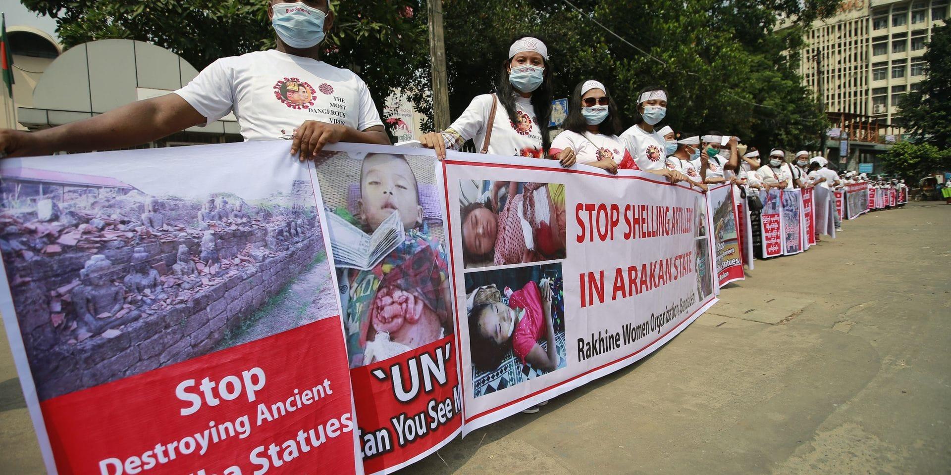 Coup d'Etat en Birmanie: des hackers ciblent la junte, internet à nouveau coupé