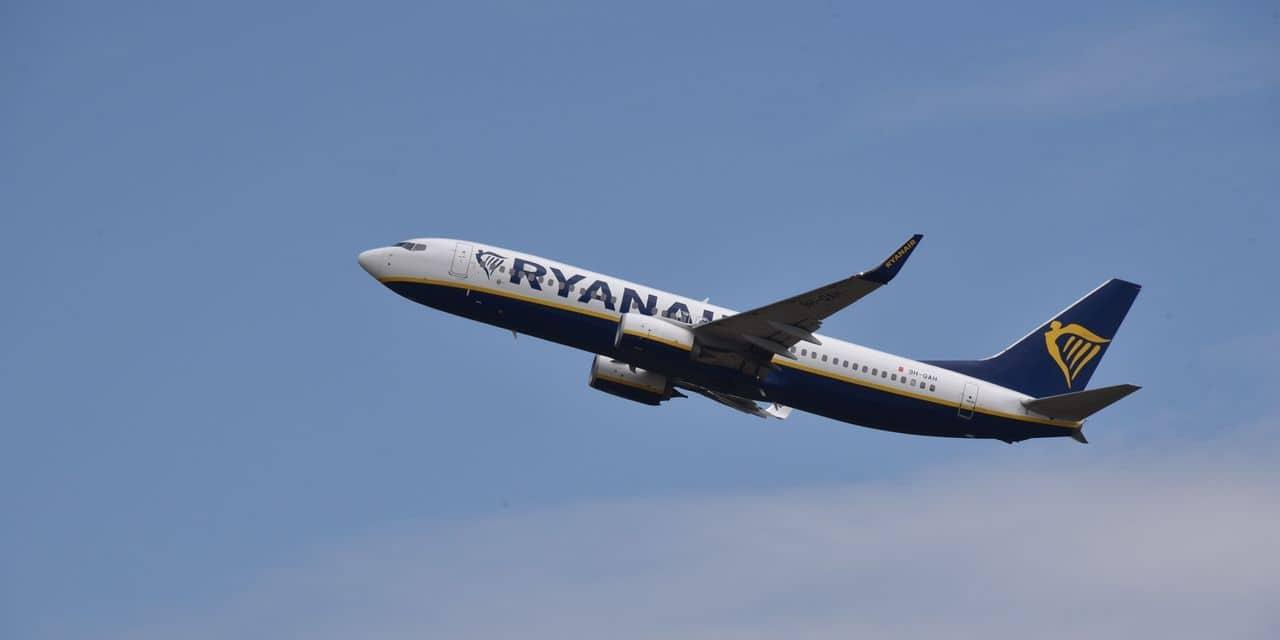 Ryanair n'exclut pas de nouvelles pertes d'emplois