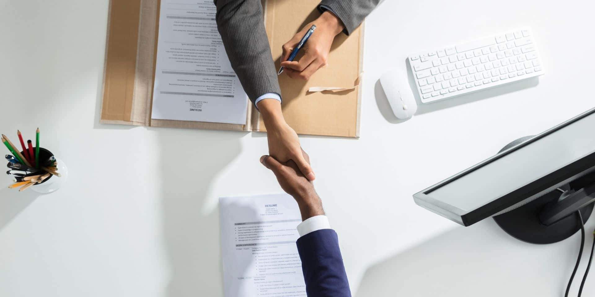 Trois entreprises belges sur quatre ne pourront pas engager de nouveaux travailleurs en 2021, en raison de la pandémie