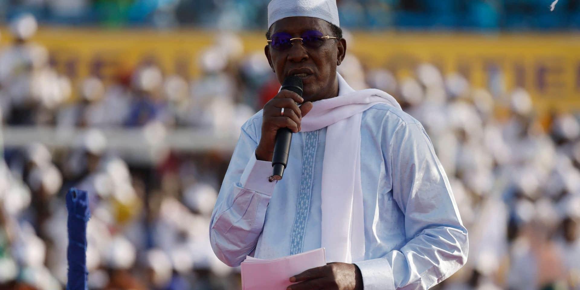 Le président tchadien Déby est mort de blessures reçues au front, annonce l'armée