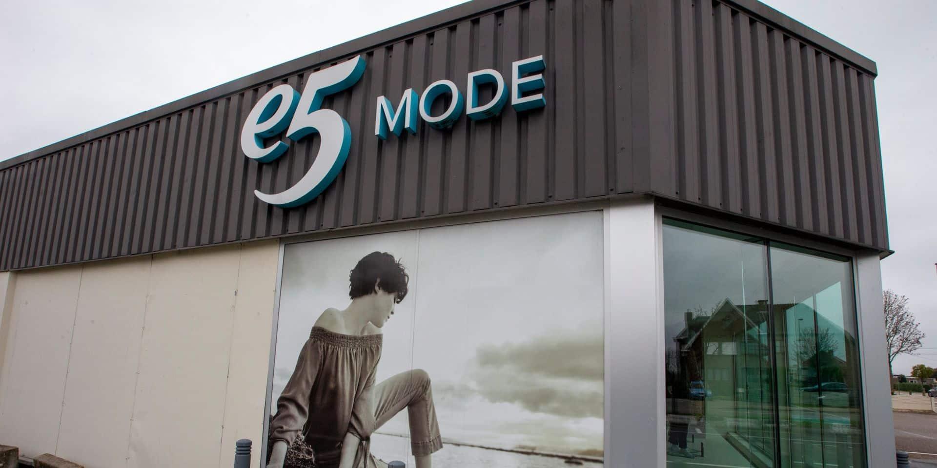 E5 Mode : Trois candidats repreneurs encore en lice