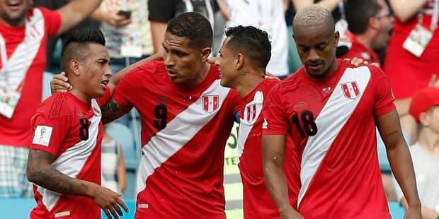 Le Pérou sauve l'honneur en dominant l'Australie, éliminée (0-2) - La Libre