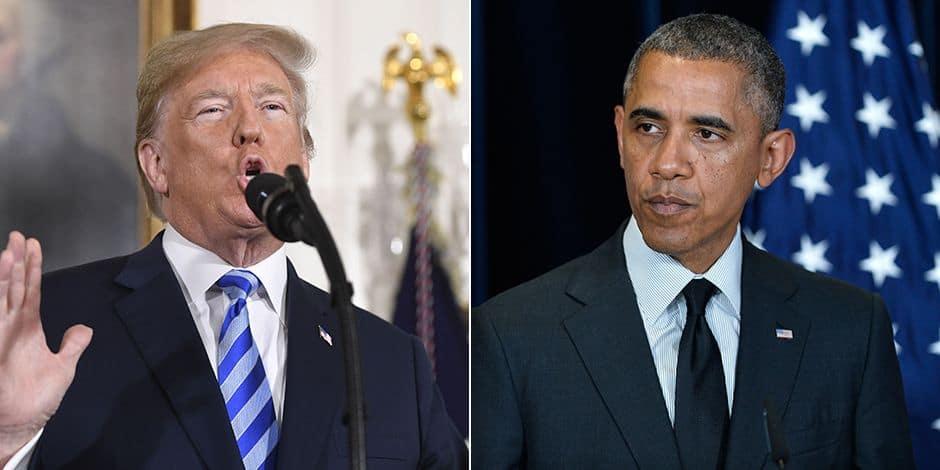 Trump se retire de l'accord sur le nucléaire iranien : voici la réaction de Barack Obama
