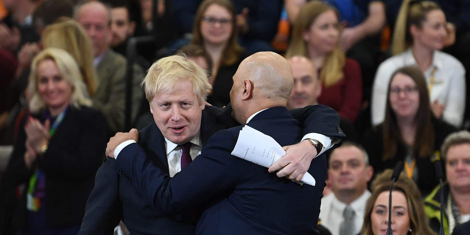 Un ministre du gouvernement de Boris Johnson démissionne