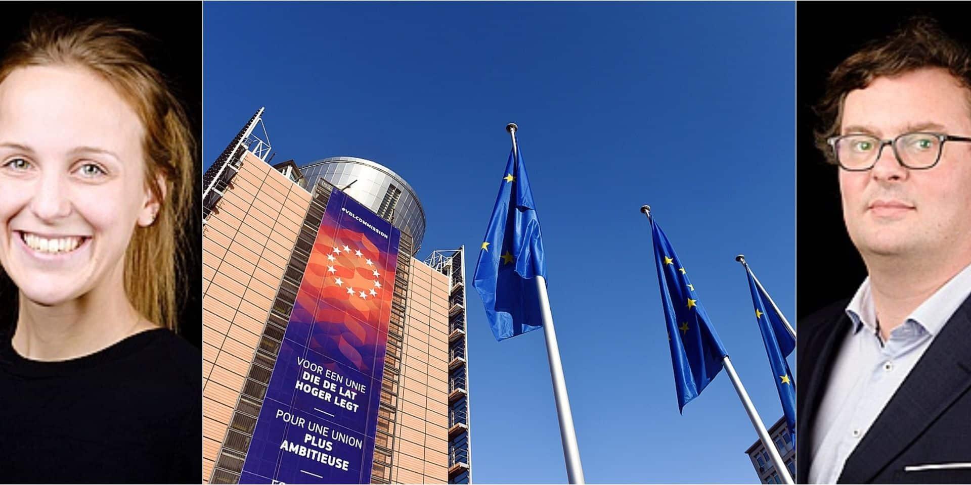 Voie de fait et juge des référés pour les cantines de la Commission européenne