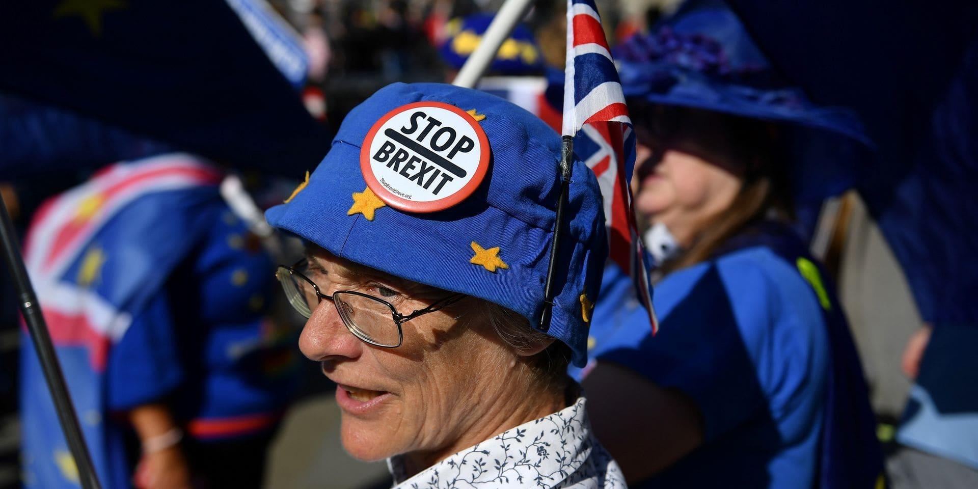 Les opposants au Brexit ont le blues: il leur reste un seul espoir