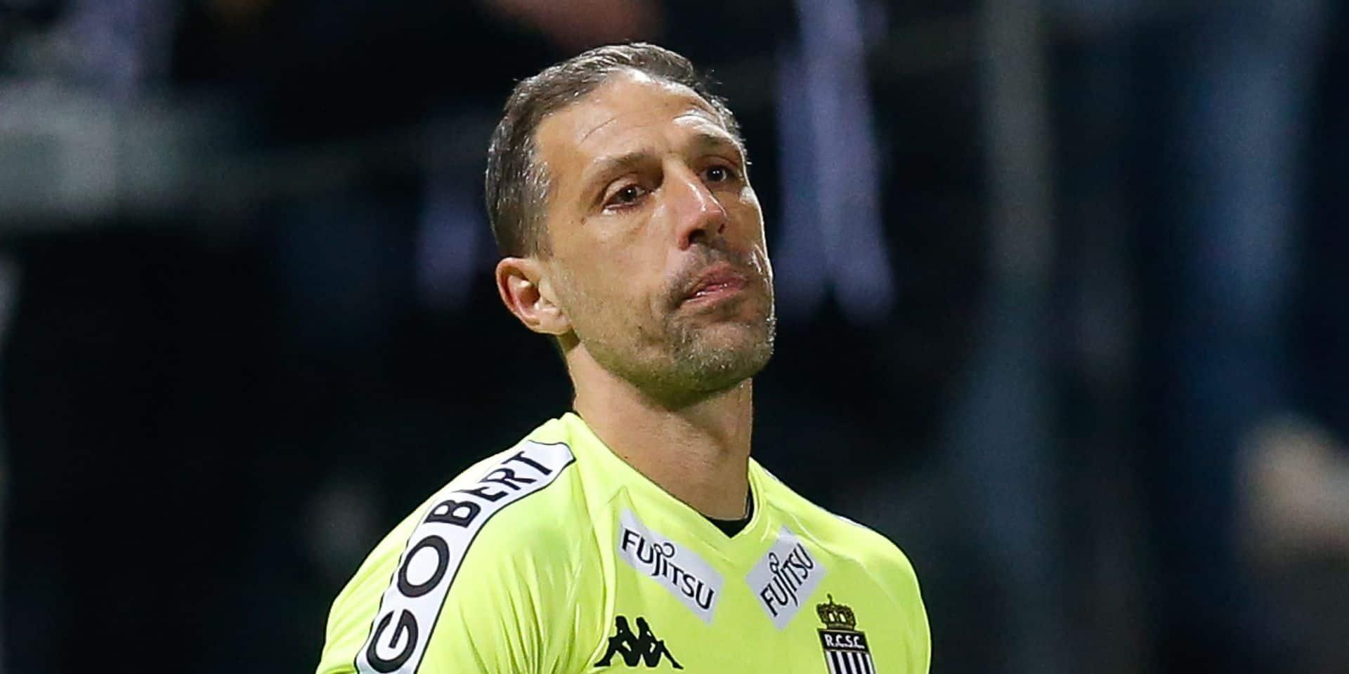 """Nicolas Penneteau, héros malheureux d'Eupen-Charleroi : """"On se sent seul après une erreur pareille"""""""