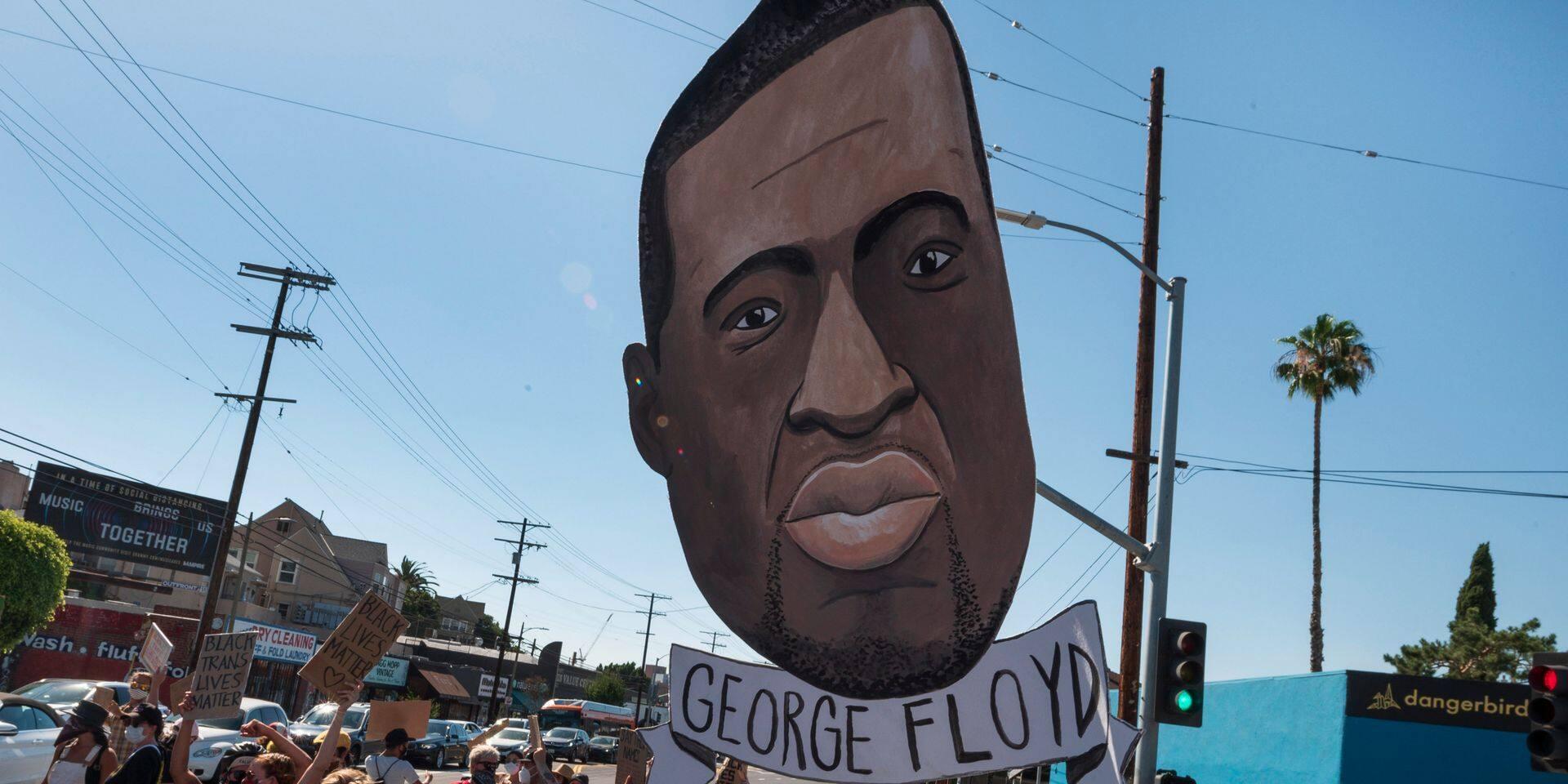 Ces musiques qui rythment les manifestations anti-racisme aux Etats-Unis