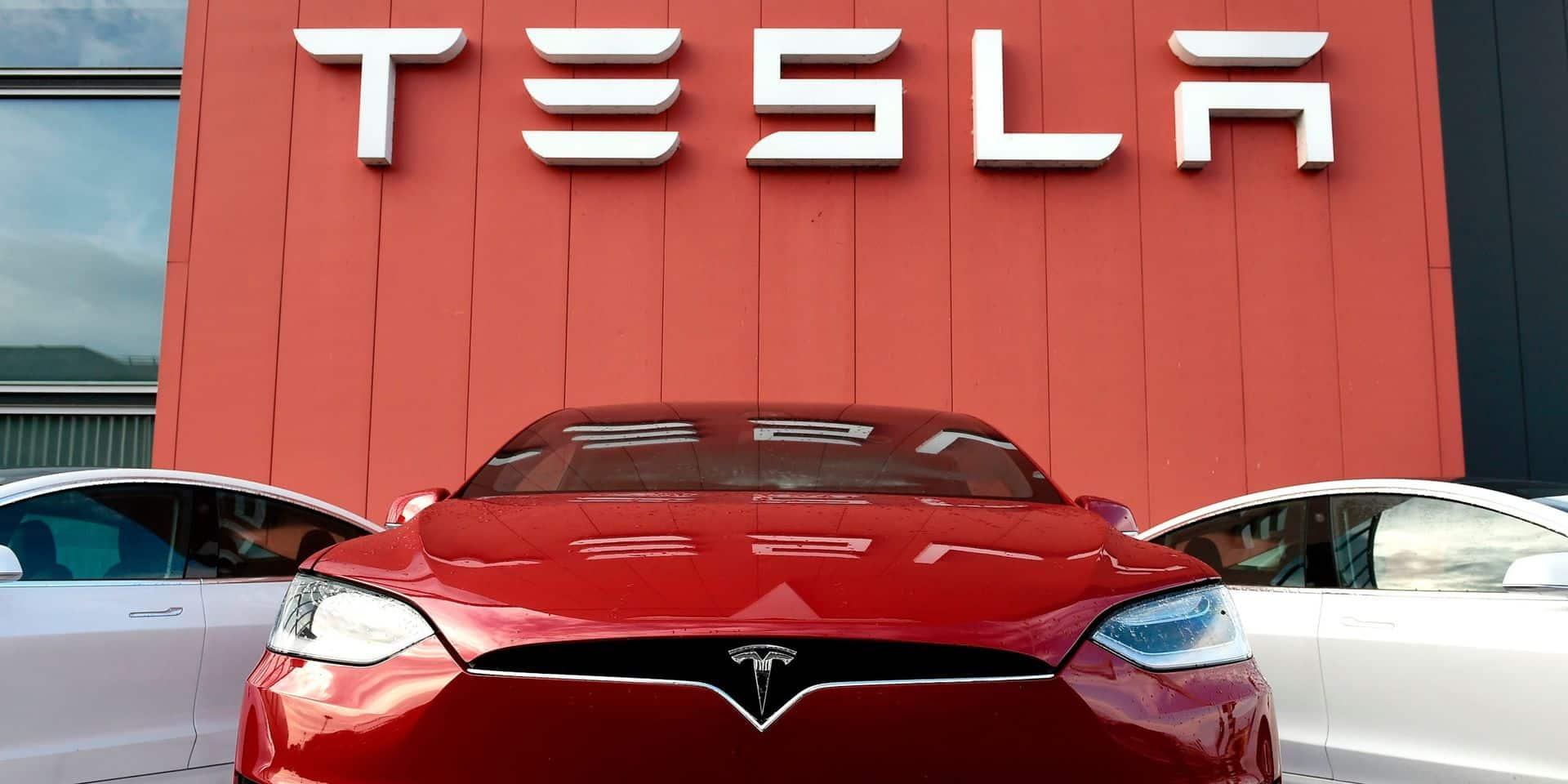 """Stratégie alarmante"": Tesla s'attaque à son principal rival"