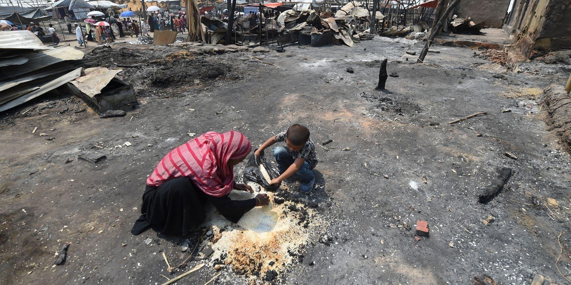 Violences envers les Rohingyas: la Belgique s'apprête à soutenir l'action devant la Cour internationale de Justice