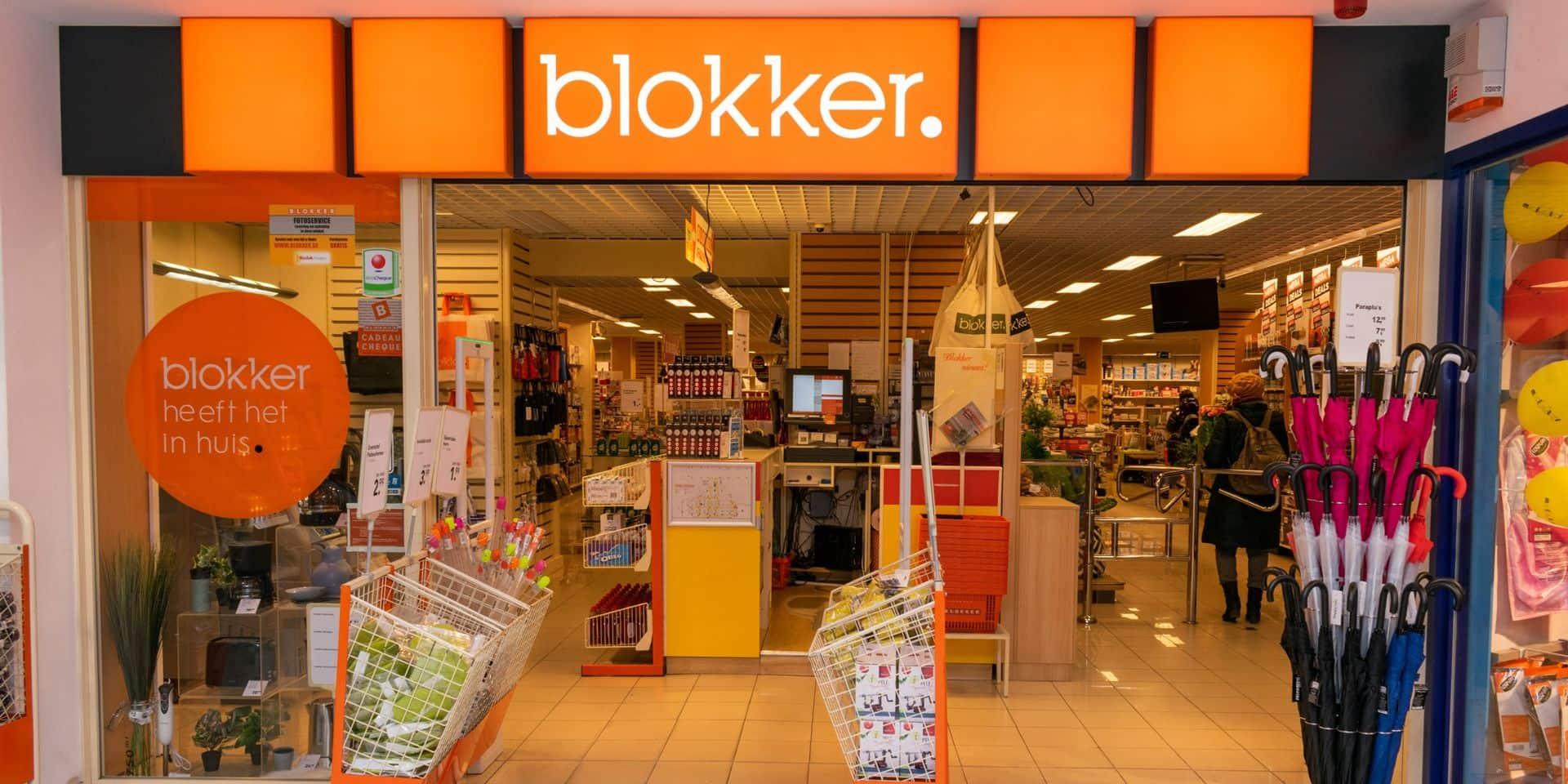 """Blokker devient Mega World : Les syndicats dénoncent le """"flou"""" entourant le repreneur"""