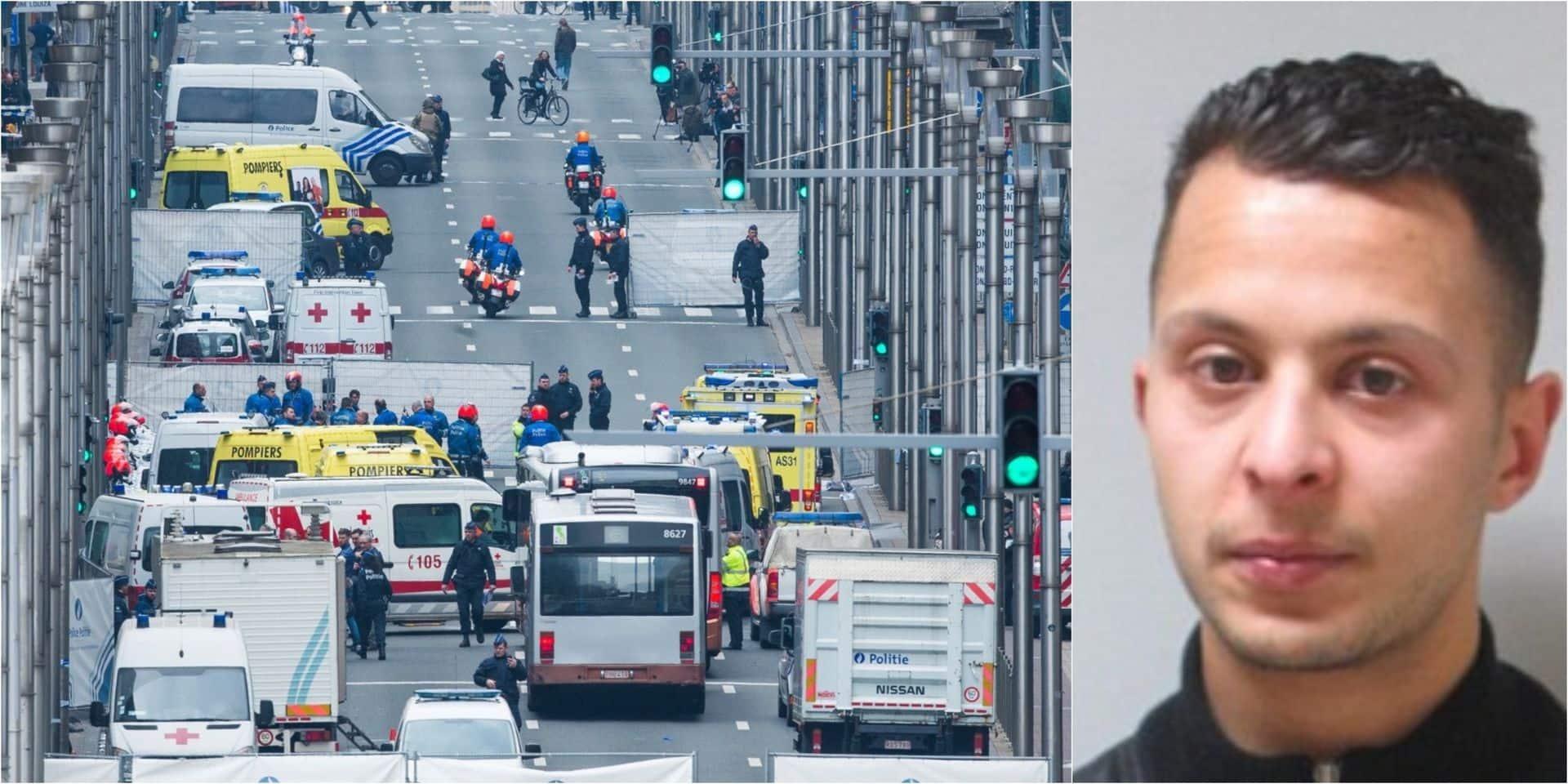 Une piste jamais évoquée concernant les attentats de Bruxelles mène les enquêteurs en face du château de Laeken