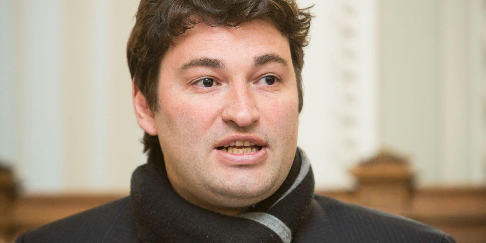 Verviers - conseil communal - Maxime DEGEY